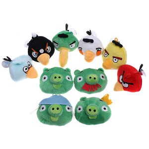Angry Birds Toys 4